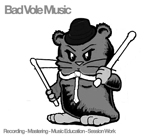 Bad Vole Music