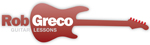 Rob Greco guitar tuition